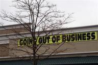 Closing strip mall