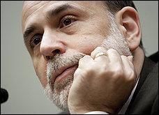 Bernanke at hearing